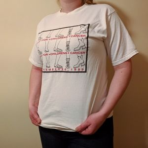 Walk For Childrens Cancer T-shirt